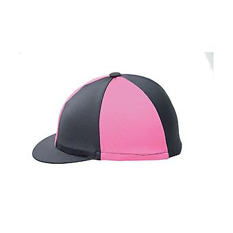 Hy Two Tone Lycra Hat Silk