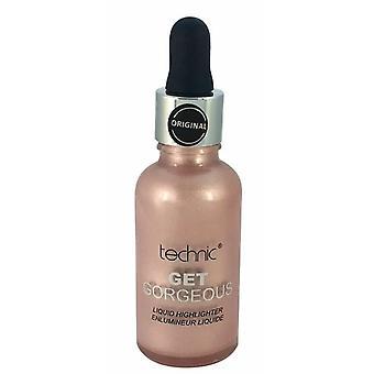Technic Get Gorgeous Liquid Highlighter- Original