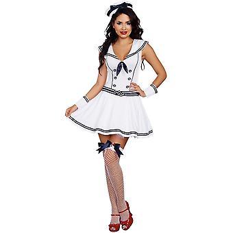 Super Sexy Sailor Adult Costume