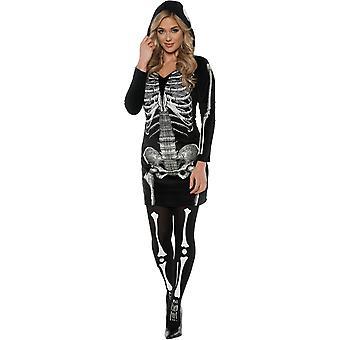 Skeleton Halloween Adult Costume - 22038