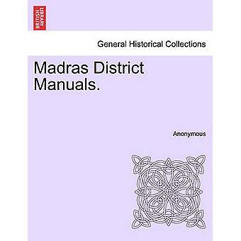 Distretto di Madras manuali. da Anonymous