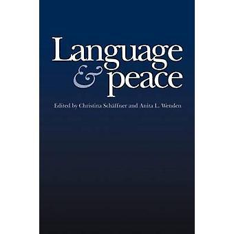 Langue et la paix de Schaffner & Christina
