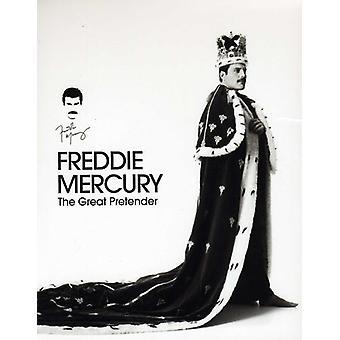 Freddie Mercury - Freddie Mercury: The Great Pretender [BLU-RAY] USA import