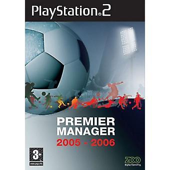 Premier Manager 20052006 (PS2) - Nowa fabryka zamknięta