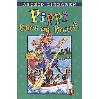 Pippi Goes on Board by Lindgren - Astrid - 9780808540557 Book