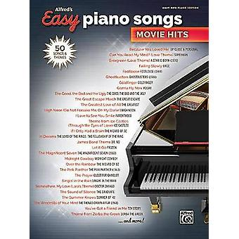 Alfred's Easy Piano Songs -- Movie Hits - 50 Songs and Themes by Alfre