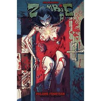 Zombie Tramp Volume 14 - Redeemer Born by Dan Mendoza - 9781632293824
