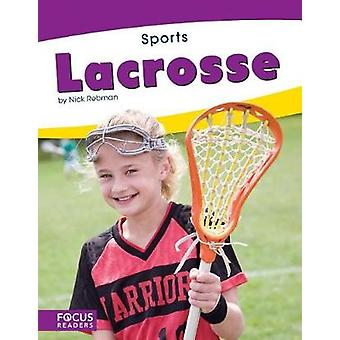 Sports - Lacrosse by Nick Rebman - 9781641850230 Book