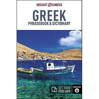 Insight Guides Phrasebooks - Greek by APA Publications Limited - 97817