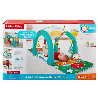 Prezzo Fisher 4 In 1 Ocean Centre Activity Centre