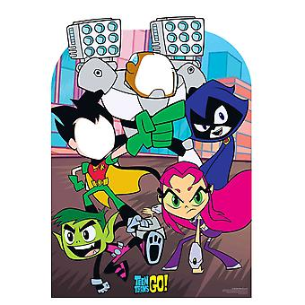 Teen Titans Go Official Child Size Stand In Cardboard Cutout / Standee