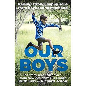 Unsere Jungs: Erhöhung der starke, glückliche Söhne von Kindheit an Männlichkeit