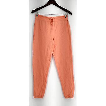 xhilaration Lounge Pantaloni Maglia Pull On Orange