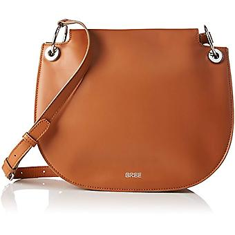 Bree Cordoba 1 Cross Shoulder - Women Braun Shoulder Bags (Cognac) 10x32x20 cm (B x H T)