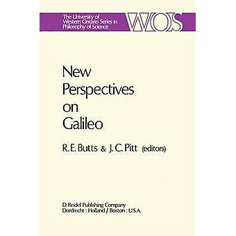 Nye perspektiver på Galileo Papers avledet fra og relatert til en workshop om Galileo holdt ved Virginia Polytechnic Institute og State University 1975 av Butts & Robert E.