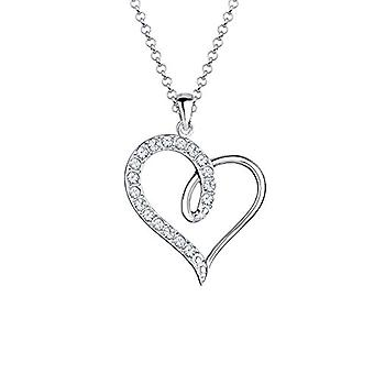 Elli Silver Women's Pendant Necklace 925 0110890814_45
