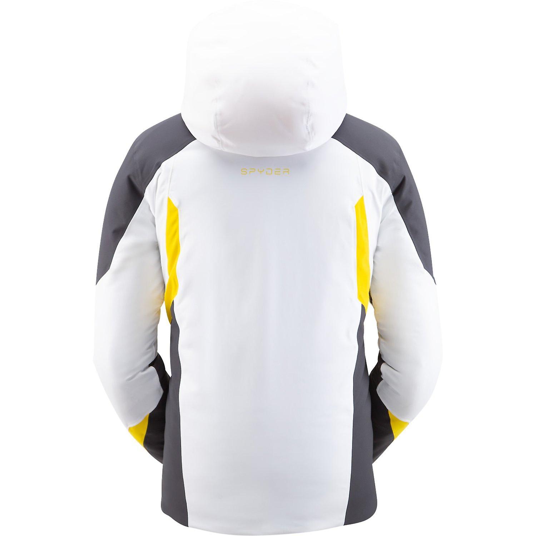 Spyder COPPER Men's Gore-Tex Primaloft Ski Jacket White