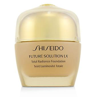 Shiseido Future lösning LX totalt Radiance Foundation SPF15 - # steg 3 30ml/1.2 oz