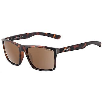Dirty Dog Volcano Satin Sunglasses - Brown Tort