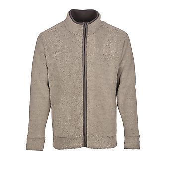 Kingston fleece vest in grijs