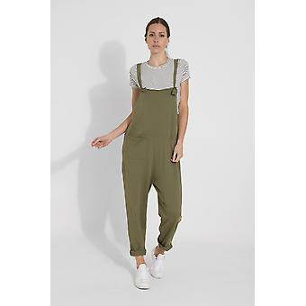 Maisie ladies jumpsuit - olive