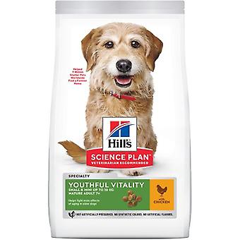 Hill's SP Canine Adult 7+ Youthful Vitality Mini with Chicken & Rice