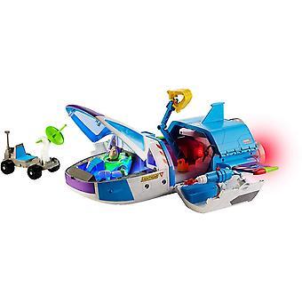 Buzz Lightyear's Star Command Playset Toy