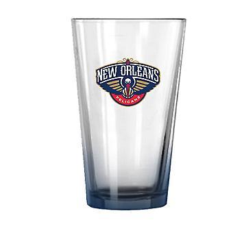 Фанатики НБА 450 мл, пинта стекла - Новый Орлеан пеликаны