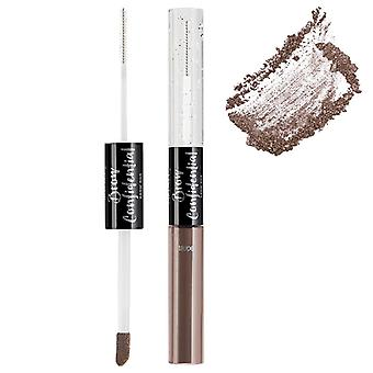 Ardell Beauty brow Confidential dubbele eindigde Eyerow applicator-taupe