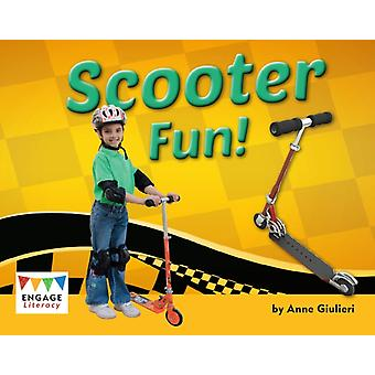 Scooter Fun by Anne Giulieri