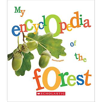 My Encyclopedia of the Forest von Alain Pontoppidan