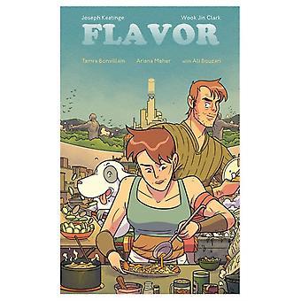 Flavor by Ali Bouzari