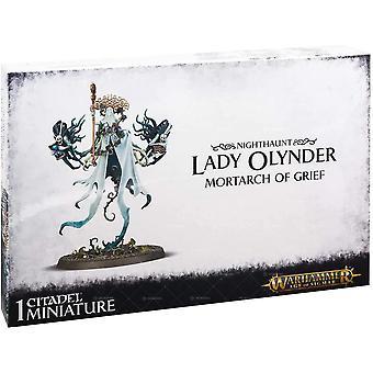 Pelit Workshop-Warhammer Age of Sigmar-Nighthaunt Lady Olynder