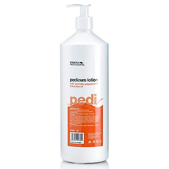 Strictly professional pedicure lotion 1l