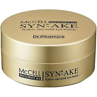 Dr. Phamor Syn Ake Hydro Gel Gold Eye Patch