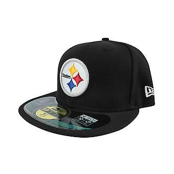 New Era 59Fifty NFL Pittsburgh Steelers Cap