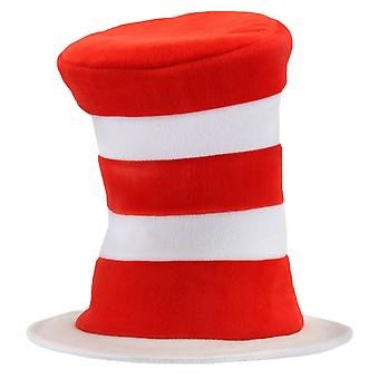 Dr Seuss Cat in the Hat Velboa Hat