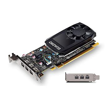 Leadtek Nvidia Quadro P1000 Pcie Workstation Card 4Gb Ddr5 Low Profile