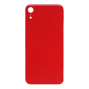 Red Back Glass Replacement For iPhone XR   iParts4u