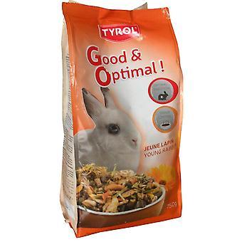 Tyrol Rabbit Junior Mix Go (Small pets , Treats)