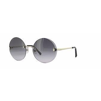 Gafas de sol Swarovski SK0159 16B Shiny Palladium/Smoke Gradient