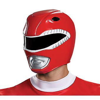 Red Ranger Adult Helmet