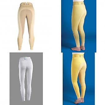 Caldene Womens/Ladies TEX Hartpury High Waist Full Seat Breeches