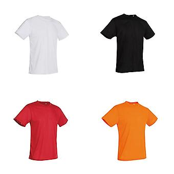 Stedman Mens Active Cotton Touch Tee
