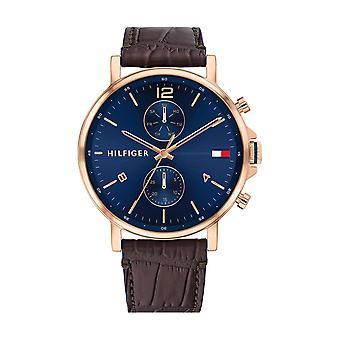 Tommy Hilfiger Horloge Horloges 1710418 - DANIEL Watch Heren