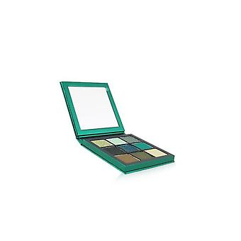 Huda Beauty Obsessions Eyeshadow Palette (9x Eyeshadow) - # Emerald 9x 1.1g/0.04oz