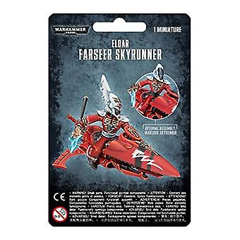 Games Workshop Warhammer 40.000 Eldar Farseer / Warlock Skyrunner