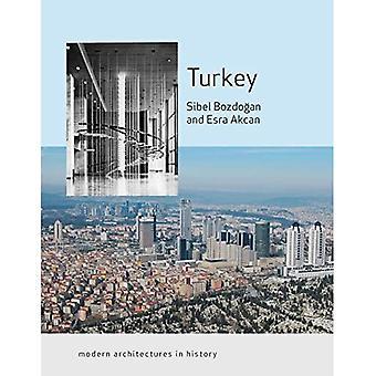 Turquia: Arquiteturas modernas na história