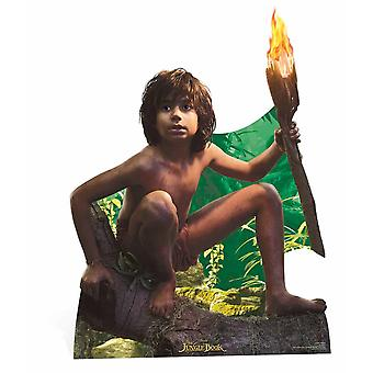 Mowgli from Disney's The Jungle Book Lifesize Cardboard Cutout / Standee / Stand Up