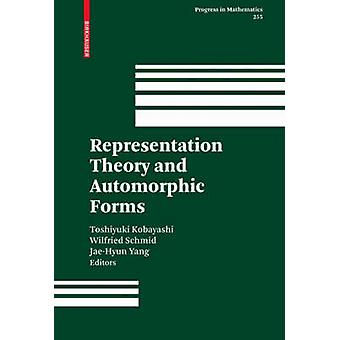 Representation Theory and Automorphic Forms by Kobayashi & Toshiyuki